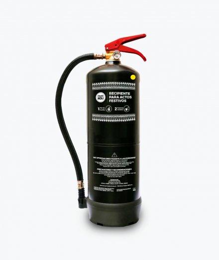 Extintor polvos holi amarillo - 6kg