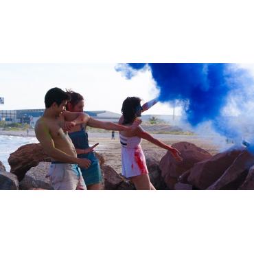 Batalla Holi: Invasión de polvos de colores